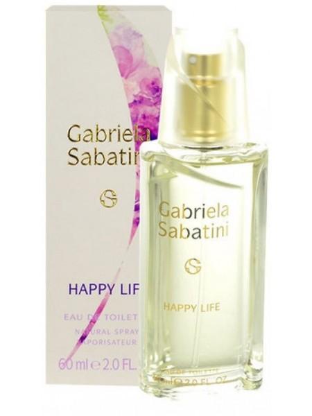 Gabriela Sabatini Happy Life туалетная вода 60 мл