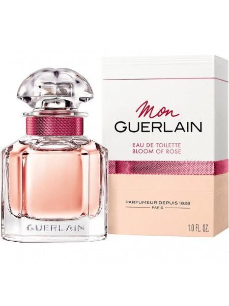 Guerlain Mon Guerlain Bloom of Rose туалетная вода 30 мл