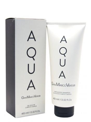 Gian Marco Venturi Aqua шампунь-гель 400 мл