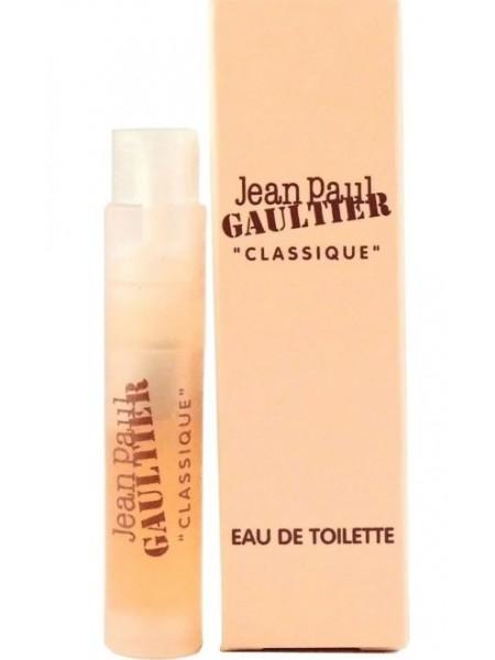 Jean Paul Gaultier Classique пробник 1.5 мл