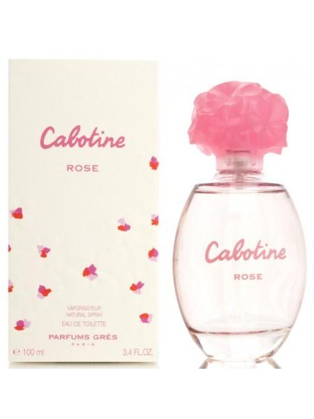 Gres Cabotine Rose туалетная вода 100 мл