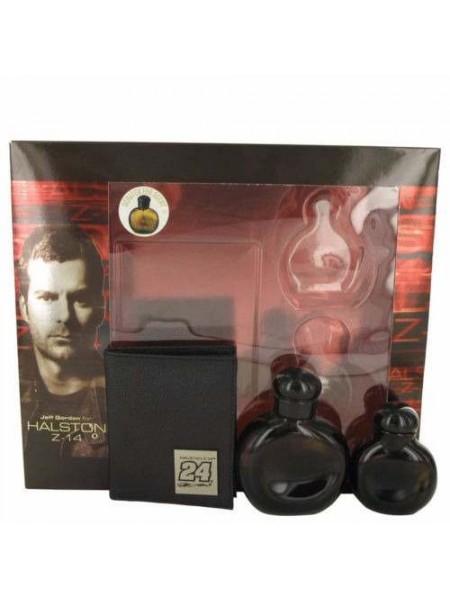 Halston Z14 Подарочный набор (одеколон 75 мл + лосьон после бритья 30 мл + кошелек)