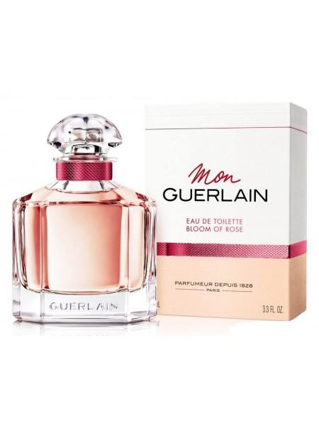 Guerlain Mon Guerlain Bloom of Rose туалетная вода 100 мл
