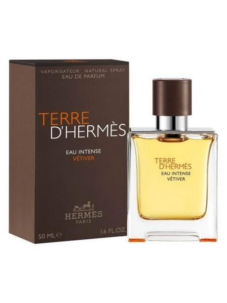 Hermes Terre d'Hermes Eau Intense Vetiver парфюмированная вода 50 мл