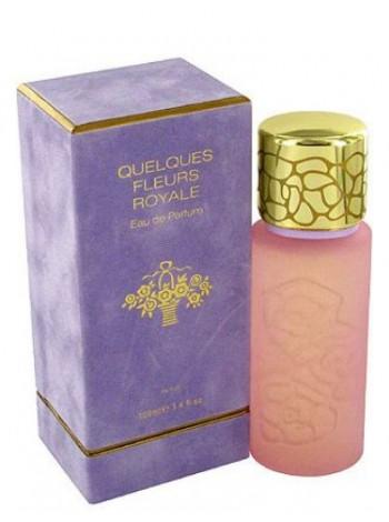Houbigant Quelques Fleurs Royale Women парфюмированная вода 100 мл