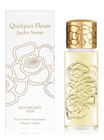 Houbigant Quelques Fleurs Jardin Secret парфюмированная вода 100 мл
