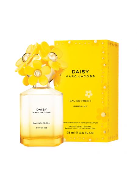 Marc Jacobs Daisy Eau So Fresh Sunshine туалетная вода 75 мл