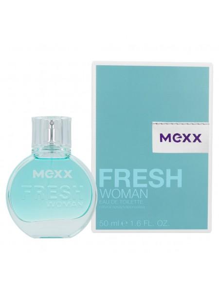 Mexx Fresh Woman тестер (туалетная вода) 50 мл