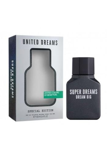 Benetton United Dreams Super Dreams Dream Big туалетная вода 100 мл