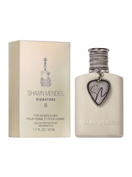 Shawn Mendes Signature II парфюмированная вода 50 мл