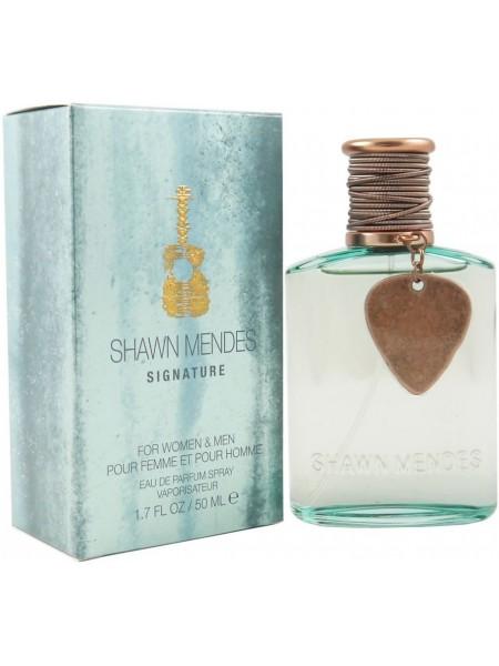Shawn Mendes Signature парфюмированная вода 50 мл