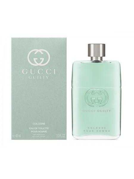 Gucci Guilty pour Homme Cologne туалетная вода 90 мл
