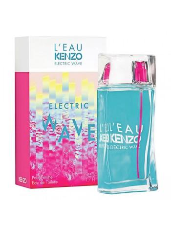 Kenzo L'Eau par Kenzo Electric Wave Pour Femme туалетная вода 50 мл