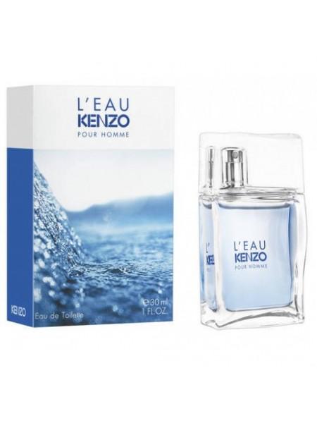 Kenzo L'Eau Kenzo Pour Homme туалетная вода 30 мл