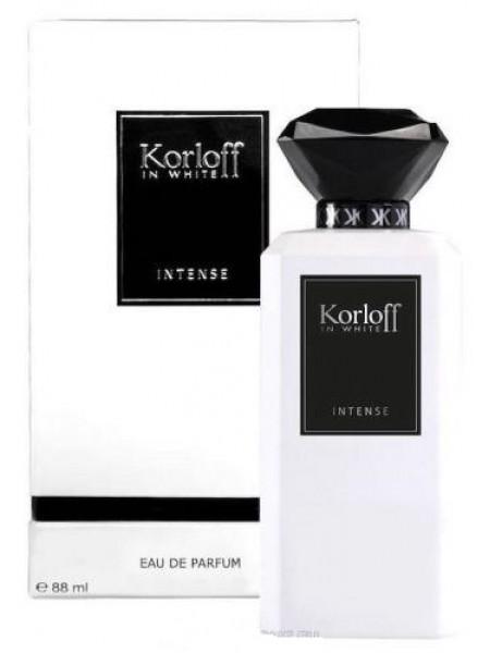Korloff Paris In White Intense парфюмированная вода 88 мл