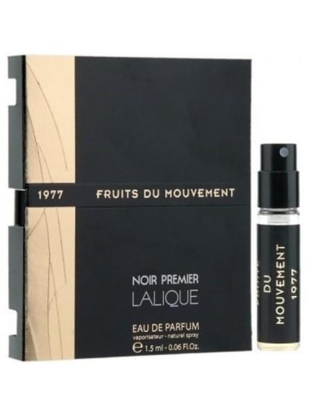 Lalique Fruits du Mouvement пробник 1.5 мл