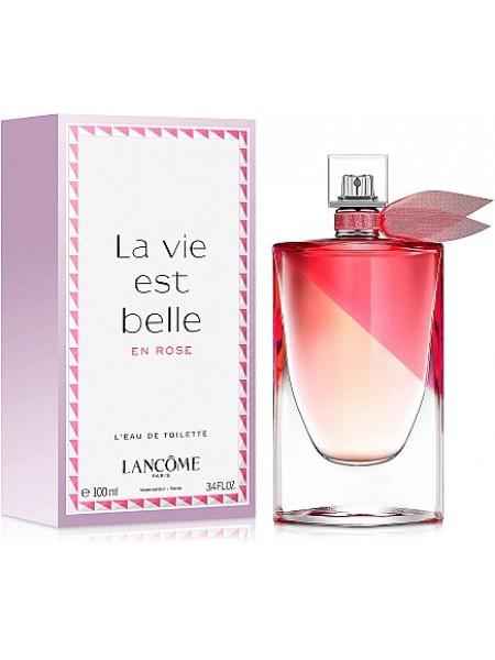 Lancome La Vie Est Belle En Rose туалетная вода 100 мл