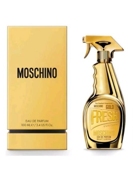 Moschino Gold Fresh Couture парфюмированная вода 100 мл