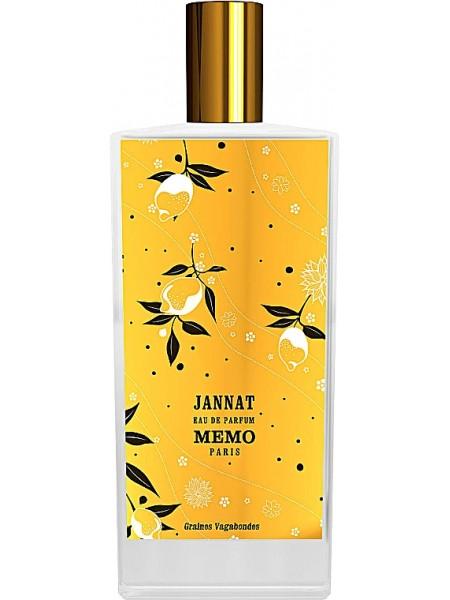 Memo Jannat тестер (парфюмированная вода) 75 мл