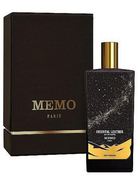 Memo Oriental Leather парфюмированная вода 75 мл