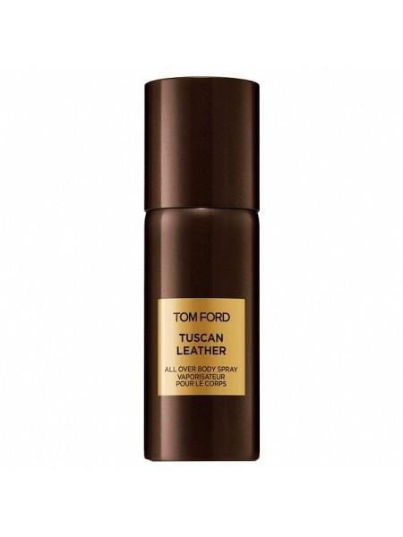 Tom Ford Tuscan Leather парфюмированный спрей для тела 150 мл