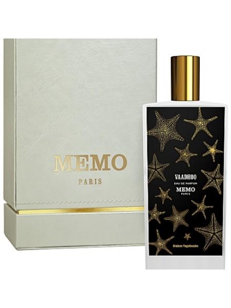 Memo Vaadhoo парфюмированная вода 75 мл