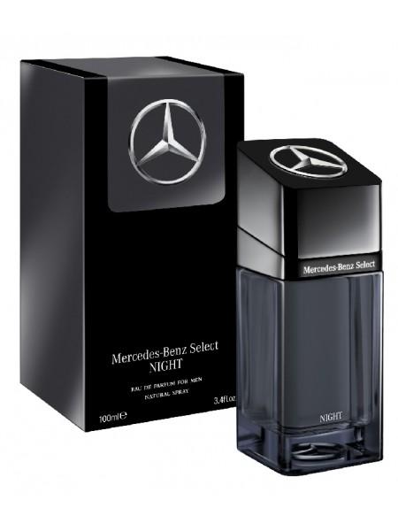 Mercedes Benz Select Night парфюмированная вода 100 мл
