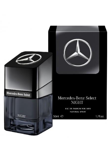 Mercedes Benz Select Night парфюмированная вода 50 мл