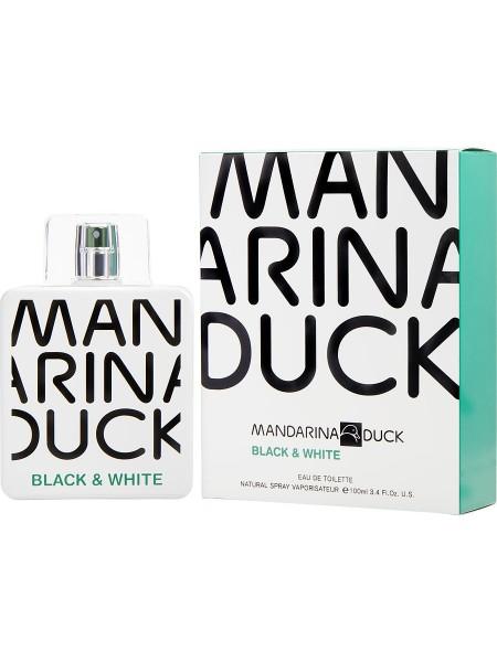 Mandarina Duck Black & White туалетная вода 100 мл