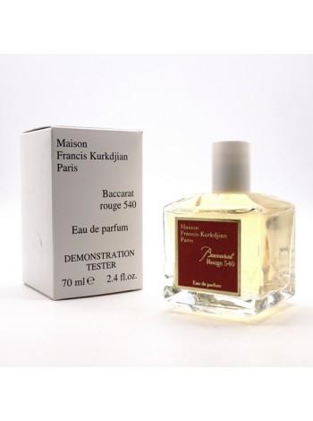 купить Maison Francis Kurkdjian Baccarat Rouge 540 тестер