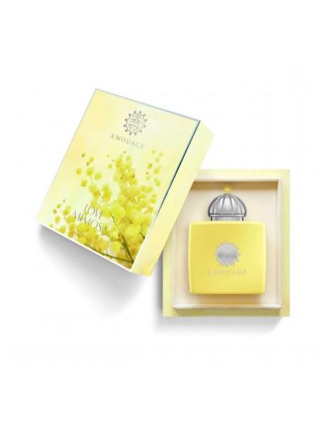 Amouage Love Mimosa парфюмированная вода 100 мл
