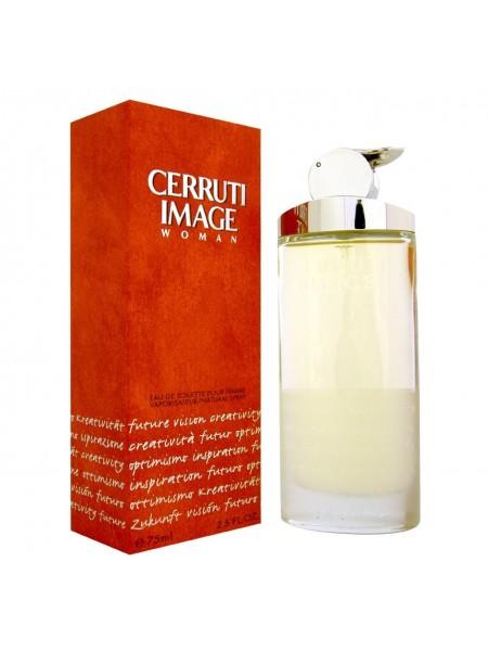 Cerruti Image Pour Femme туалетная вода 75 мл