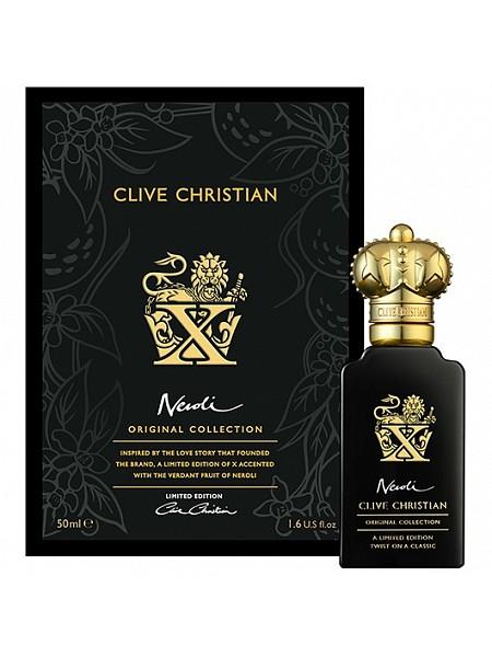 Clive Christian X Neroli парфюмированная вода 50 мл