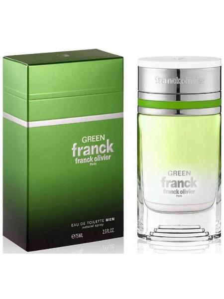 Franck Olivier Franck Green туалетная вода 75 мл