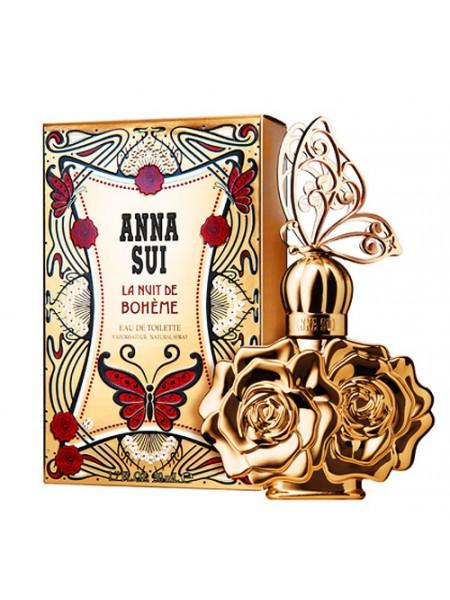 Anna Sui La Nuit de Bohème тестер (туалетная вода) 75 мл