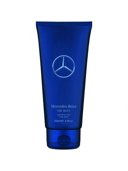 Mercedes-Benz The Move гель для душа 200 мл