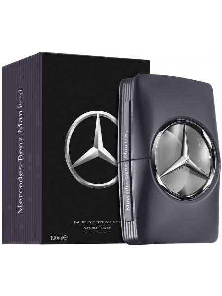 Mercedes-Benz Man Grey туалетная вода 50 мл