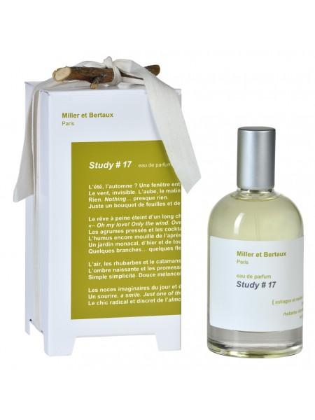 Miller et Bertaux Study #17 парфюмированная вода 100 мл
