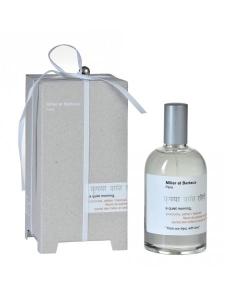 Miller et Bertaux А quiet Morning парфюмированная вода 100 мл