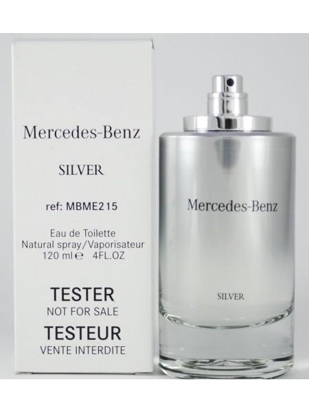 Mercedes Benz Silver тестер (туалетная вода) 120 мл