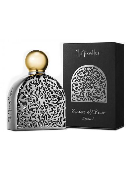 M. Micallef Secret of Love Sensual парфюмированная вода 75 мл