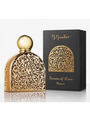M. Micallef Secret of Love Passion парфюмированная вода 75 мл