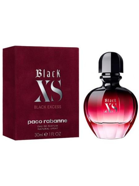 Paco Rabanne Black XS for Her Eau de Parfum парфюмированная вода 30 мл