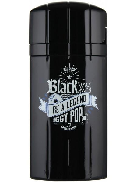Paco Rabanne Black XS Be a Legend Iggy Pop тестер (туалетная вода) 100 мл