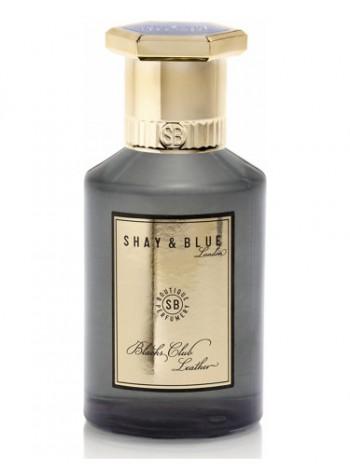 Shay & Blue London Blacks Club Leather тестер (парфюмированная вода) 100 мл