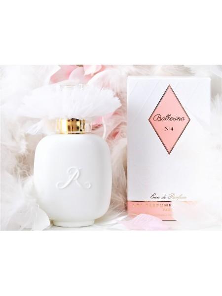 Les Parfums de Rosine Ballerina No 4 парфюмированная вода 50 мл