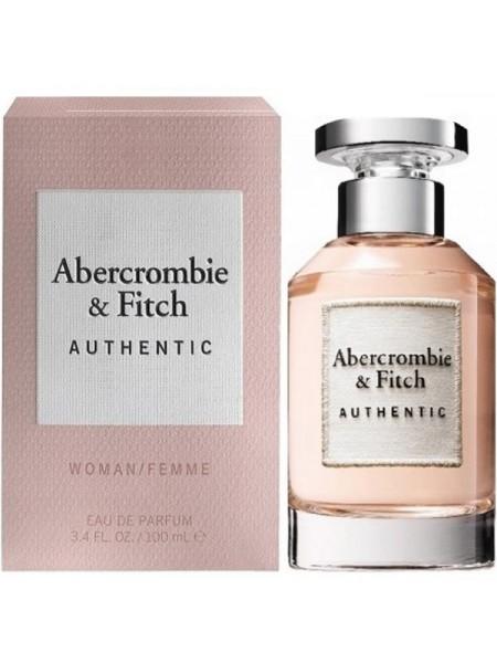 Abercrombie & Fitch Authentic Women парфюмированная вода 100 мл