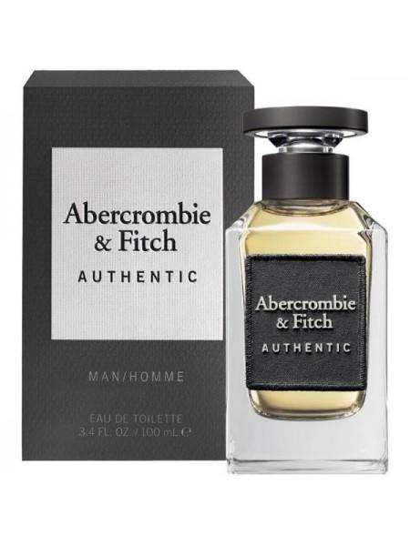 Abercrombie & Fitch Authentic Men туалетная вода 100 мл
