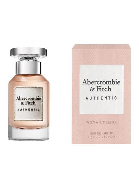Abercrombie & Fitch Authentic Women парфюмированная вода 50 мл