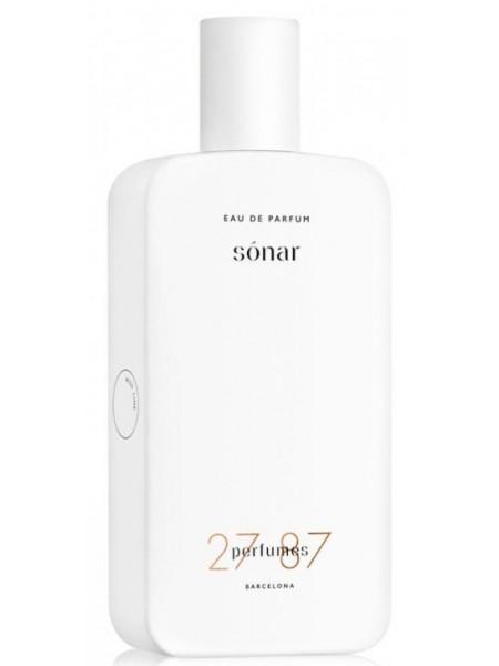 27 87 Perfumes Sonar тестер (парфюмированная вода) 87 мл